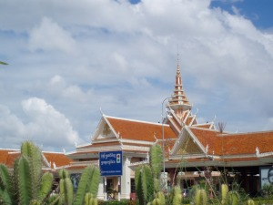 the decadent border crossing- Cambodia to Vietnam