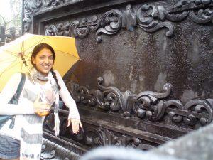 rainy tombs